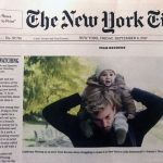 Nobodys Watching Movie Film - New York Times - Cristina Morrison actress